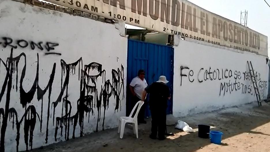 Esta situación se repite al igual que en Lima y en otras ciudades del país.