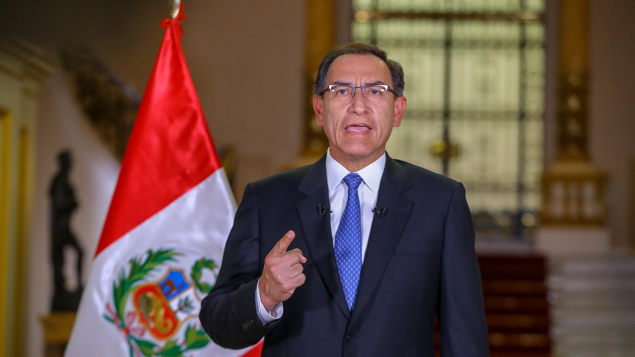 El mandatario instó al Congreso de sumarse a las reformas y convocó a una legislatura extraordinaria para el miércoles 19.