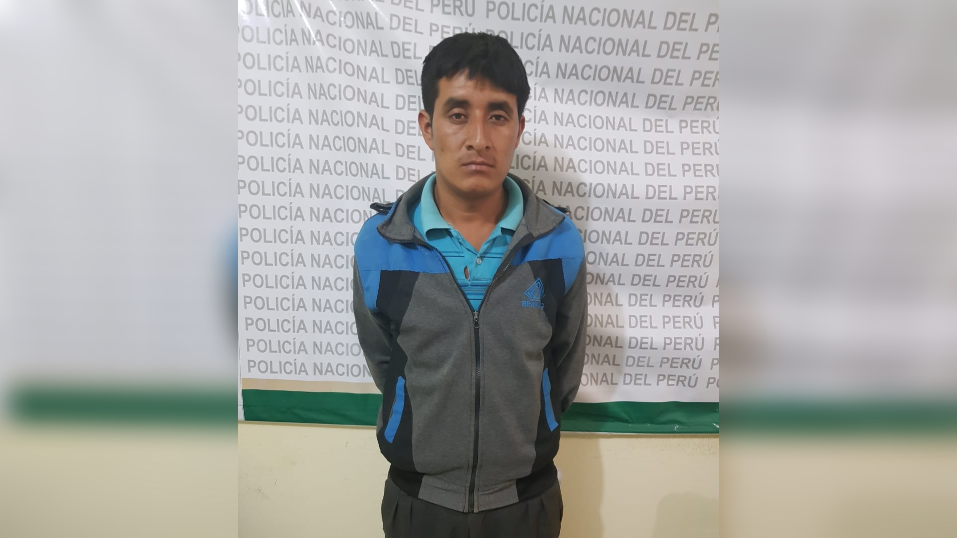 Feminicida y parricida confeso permanece en la comisaría de Ferreñafe