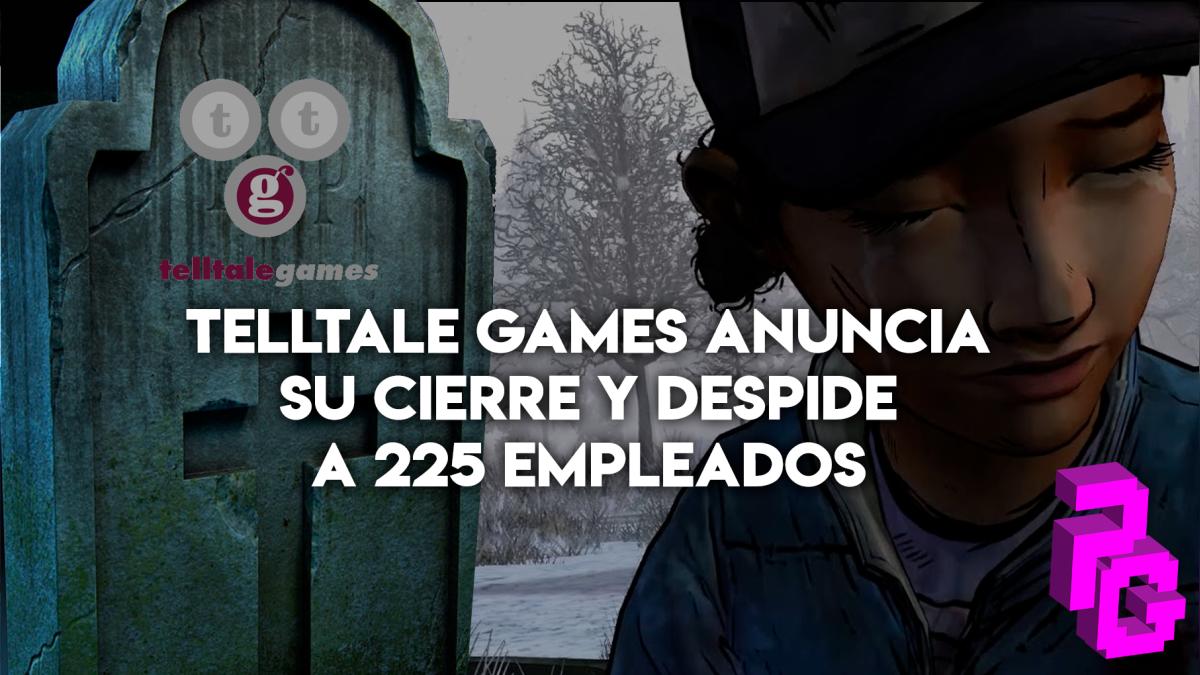 The Walking Dead Season 3 será lo último que veremos de este estudio.