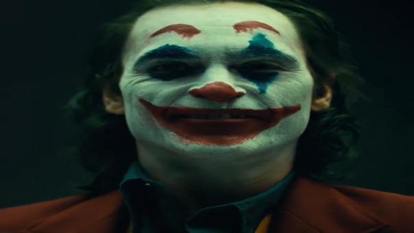 Así luce Joaquin Phoenix como el Guasón.