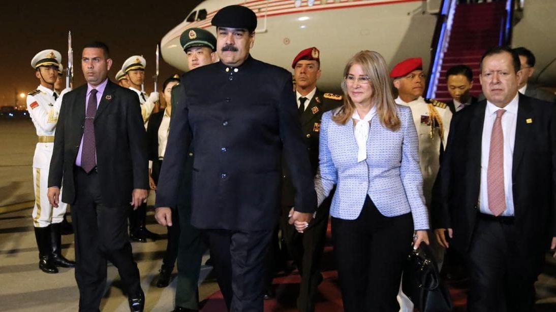 Nicolás Maduro aseguró que las sanciones son una