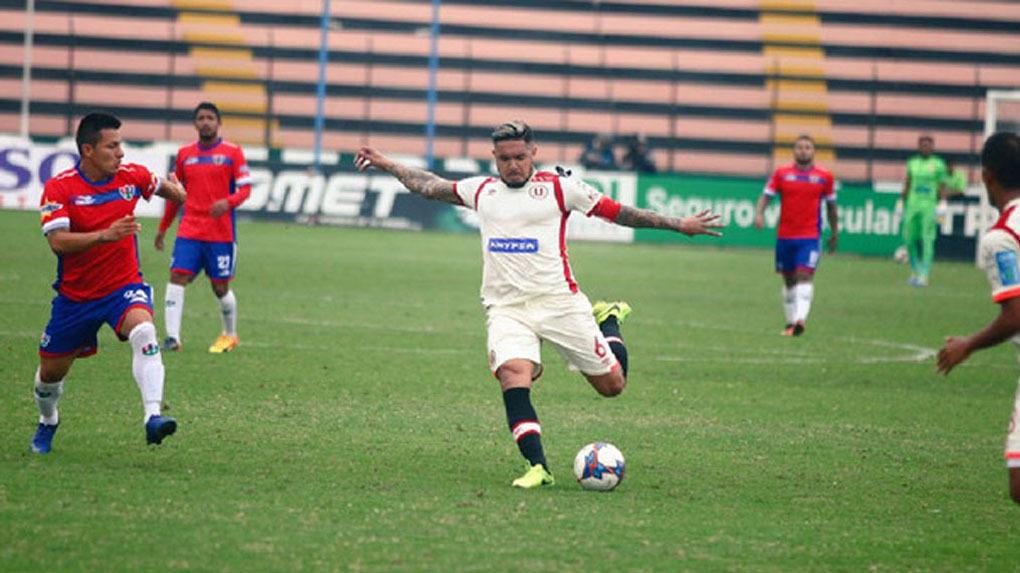 Unión Comercio llegó a Lima con la intención de jugar su partido ante la 'U'.