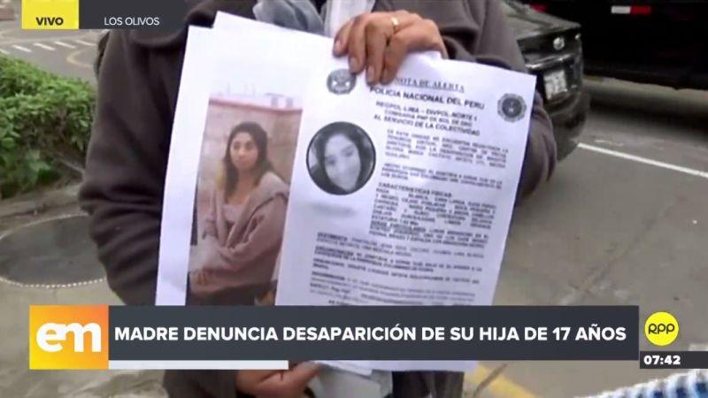 La menor desapareció el pasado domingo después de haber participado en la catequesis.