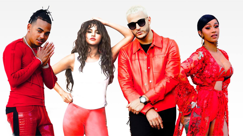 Ozuna. DJ Snake, Cardi B. y Selena Gómez presentan nueva canción: