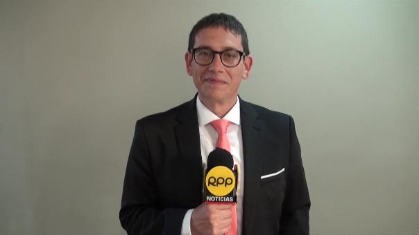 Jaime Chincha explica el formato del programa que conducirá en RPP Noticias.