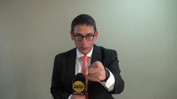 Jaime Chincha se suma al equipo de RPP Noticias.