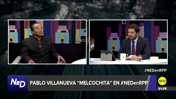 Melcochita habló con Renato Cisneros sobre Manuel Liendo Rázuri.