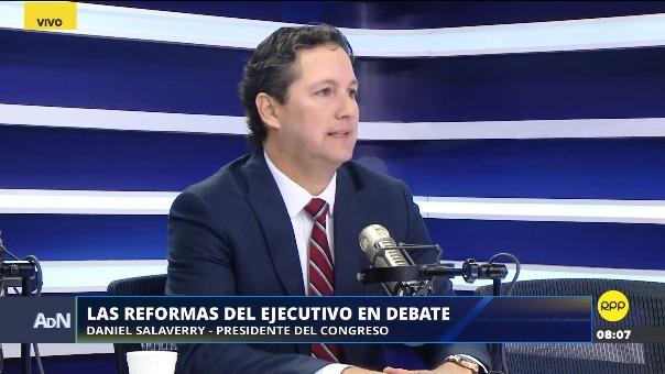 Salaverry en Ampliación de Noticias.