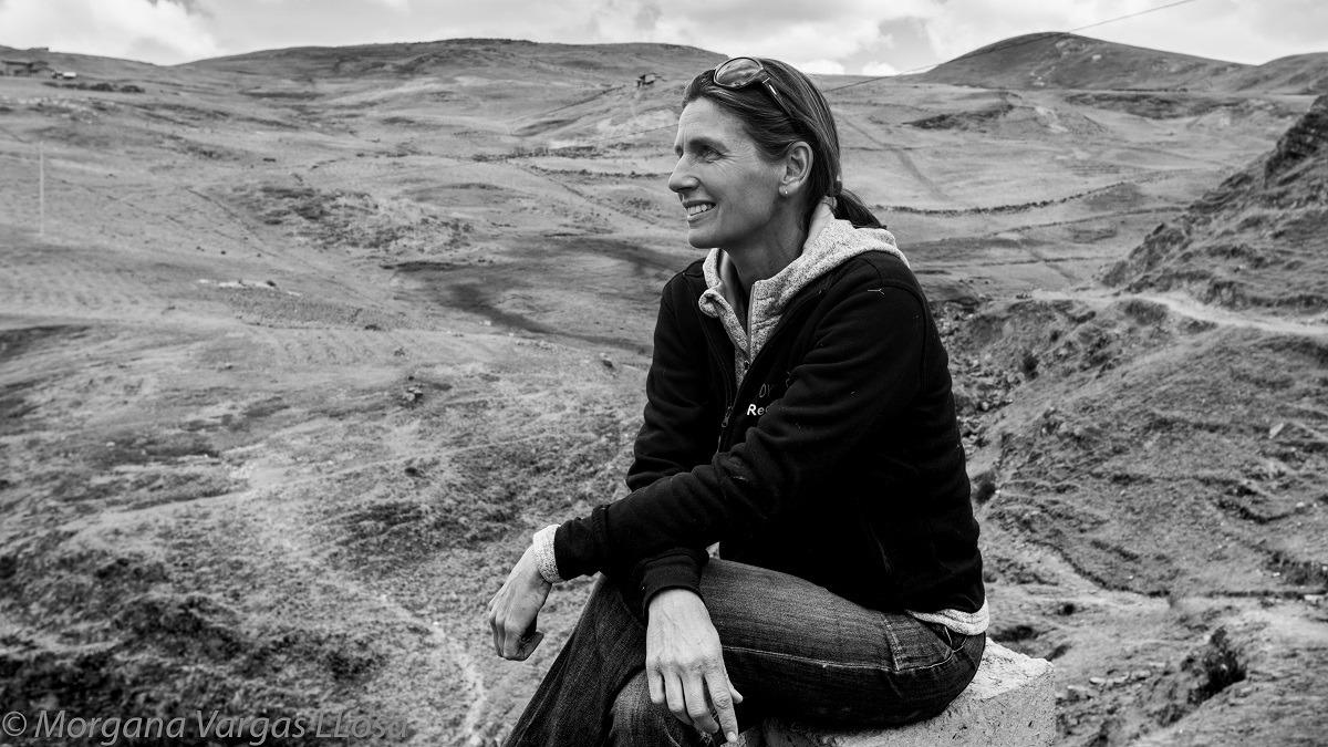 Simone Heemskerk, holandesa de 48 años, estudió cinematografía y ejerció el periodismo.
