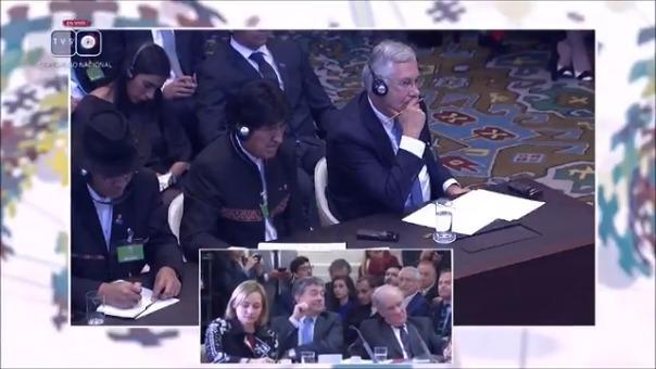 El fallo de La Haya visto por las autoridades chilenas.