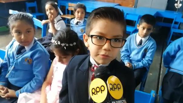 Escolar de Liceo Trujillo.