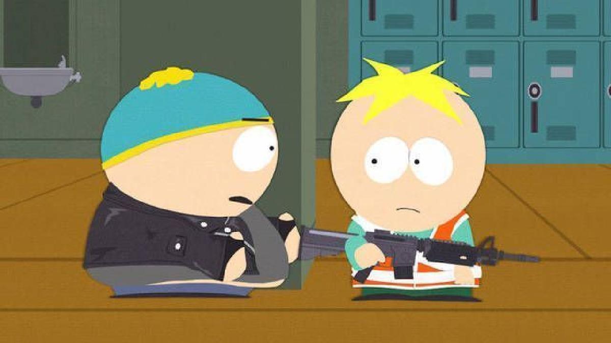 Cartman no puede permitirse reprobar de nuevo matemáticas.