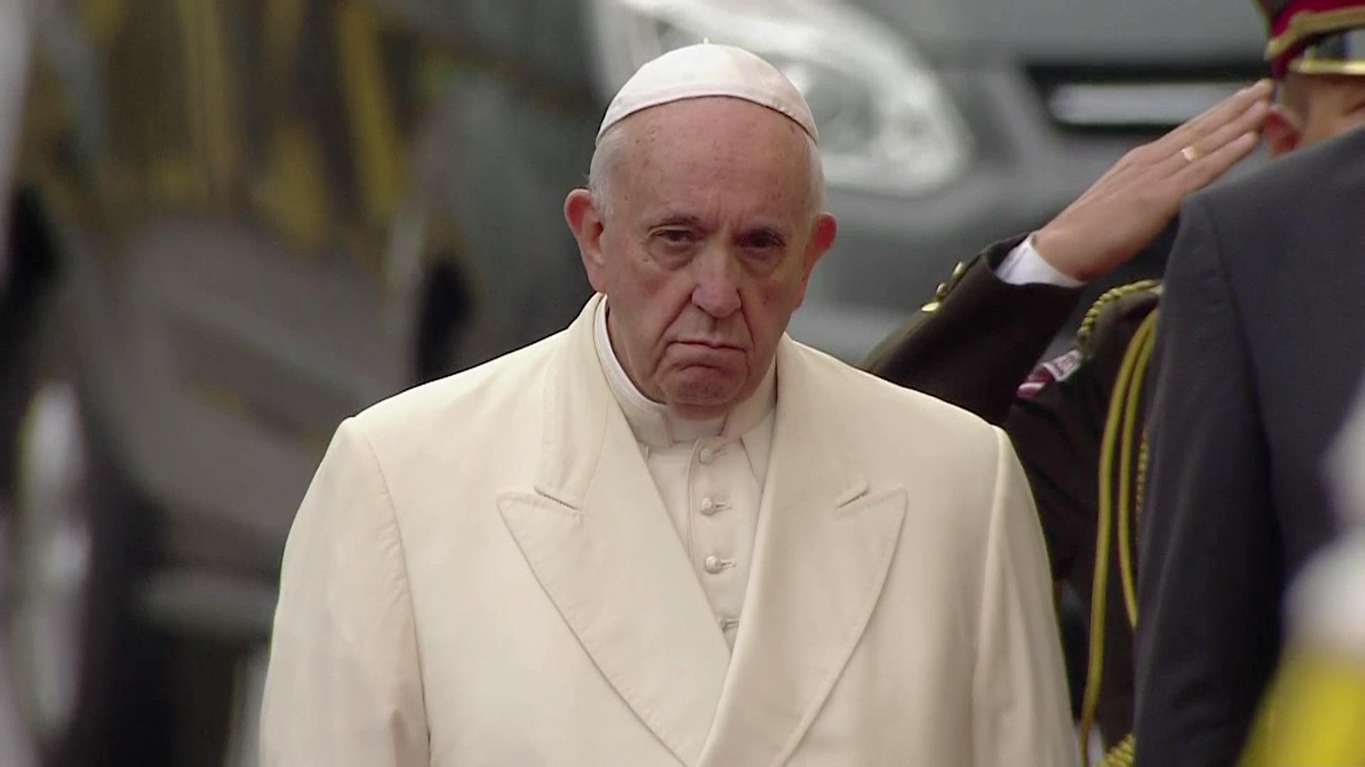 El papa Francisco se reunirá con presidente de Chile