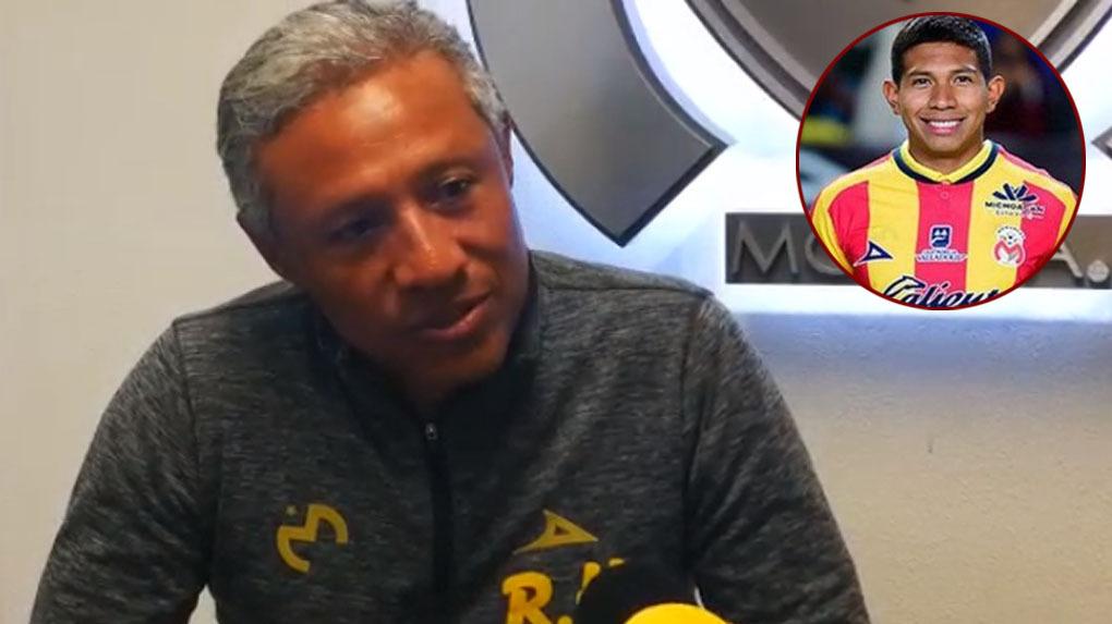 Roberto Hernández es técnico del Monarcas Morelia desde el 2016.