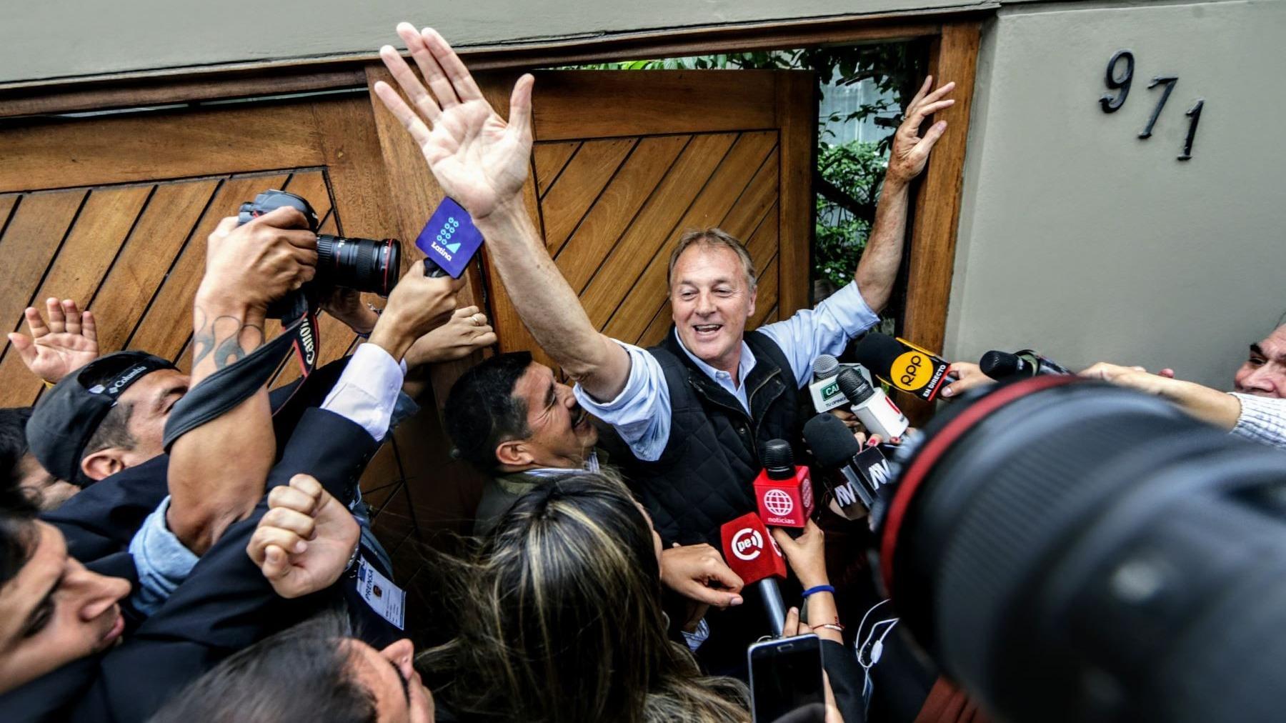 Así fue el flash electoral de RPP Noticias