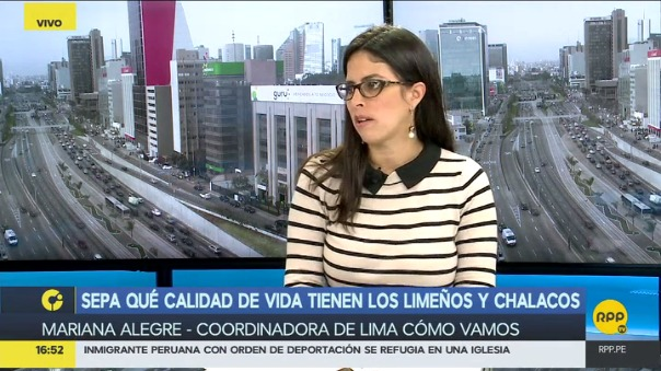 Mariana Alegre para RPP.