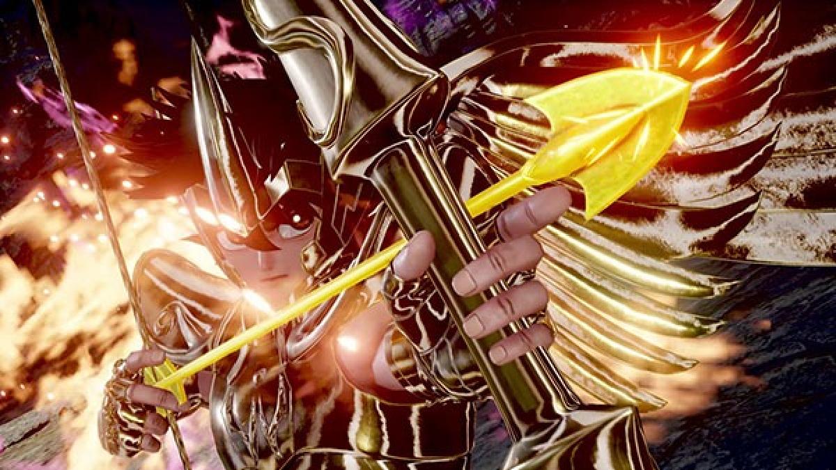 Seiya de Pegaso y el Dragón Shiryu se unen a los luchadores de esta colaboración de la editorial Shonen Jump.