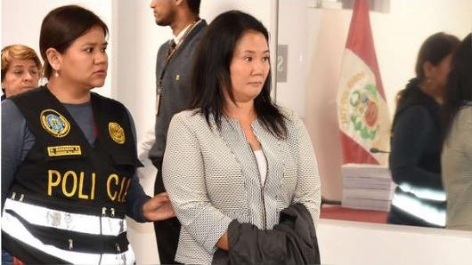 Geanmarco Quezada, expostulante al gobierno regional.