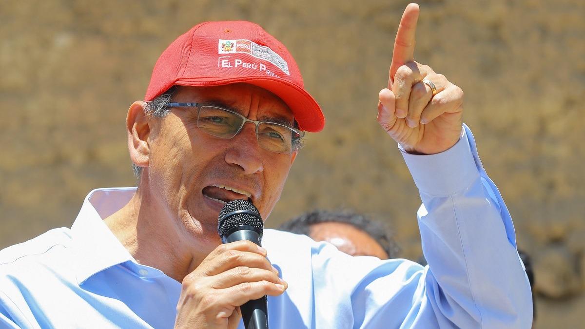 Martín Vizcarra saludó la decisión del TC sobre la 'Ley Mulder'