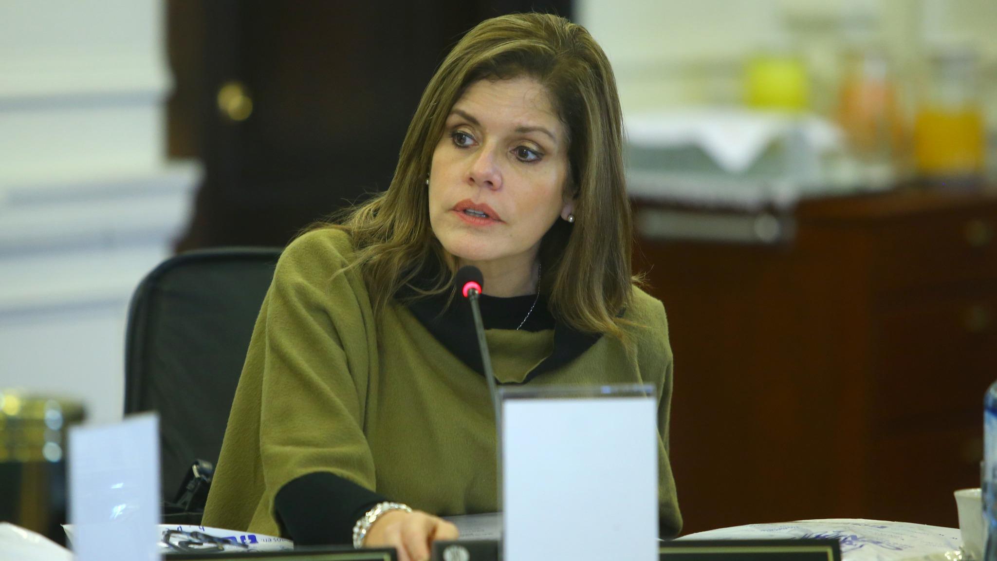 La vicepresidenta señaló que tras la promulgación de la 'Ley Mulder'