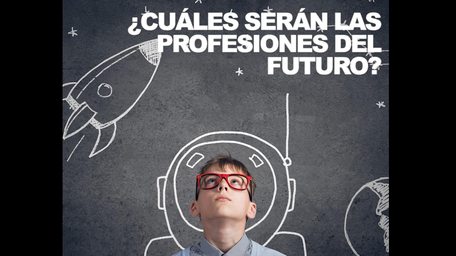 Desde hacer tours al espacio hasta crear partes humanas. Descubre las profesiones del futuro.