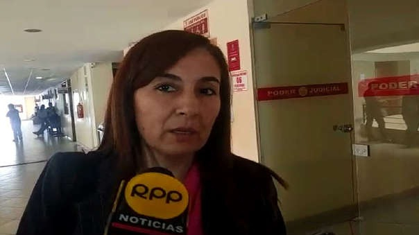 Fiscal Anticorrupción de Lambayeque, Magali Quiroz Caballero.
