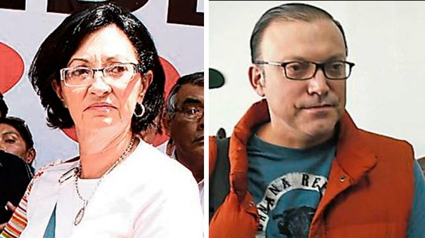 La detención de Herz de vega y Figari se dio durante la marcha de apoyo a la detención preliminar de 10 días ordenada contra la lideresa de Fuerza Popular, Keiko Fujimori.
