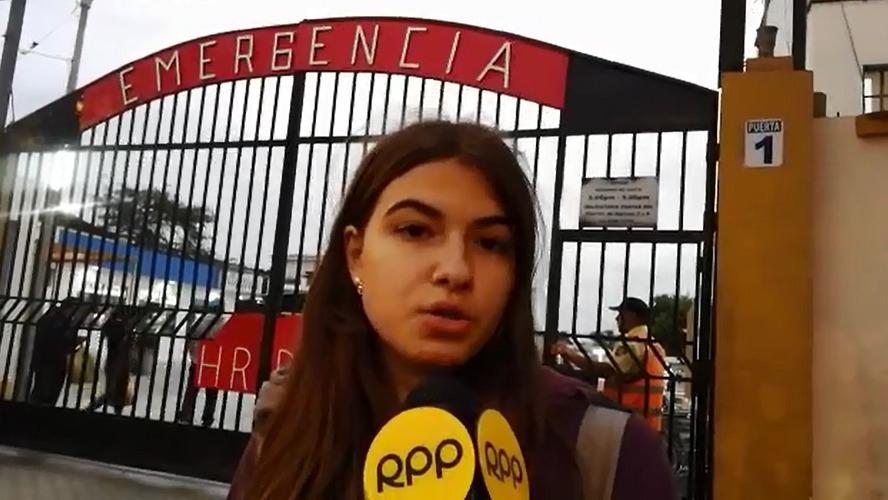 Michelle, hermana de Minerva Herrera, pide urgente ayuda.