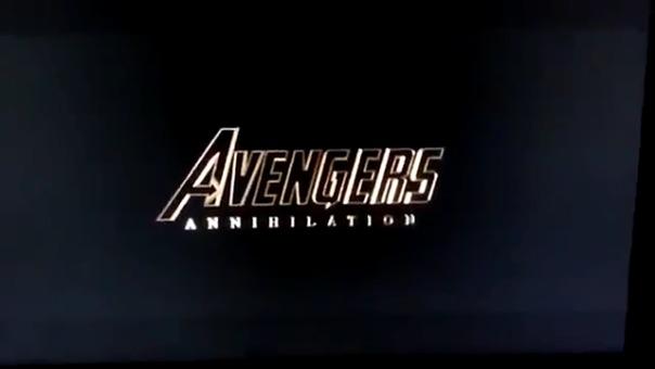 Este es el video del primer teaser de