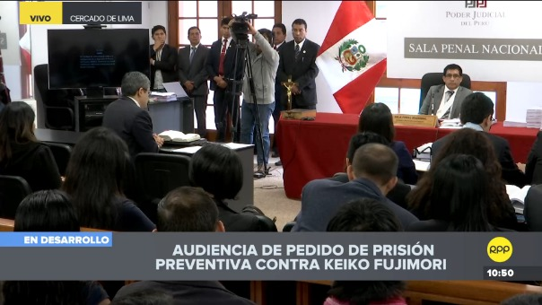 Intervención de José Domingo Pérez.