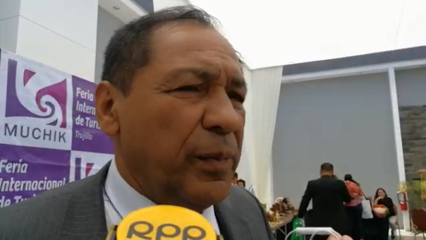 El congresista Luis Yika dijo no estar de acuerdo con censura de César Villanueva.