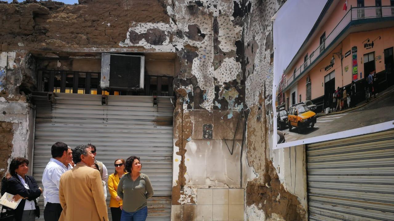 El Ministerio de Cultura apoya esta disposición que permite mantener los inmuebles históricos de Trujillo.