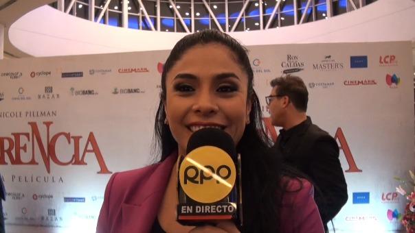 Maricarmen se refiere a la nueva faceta de padre de Juan Carlos Fernández.