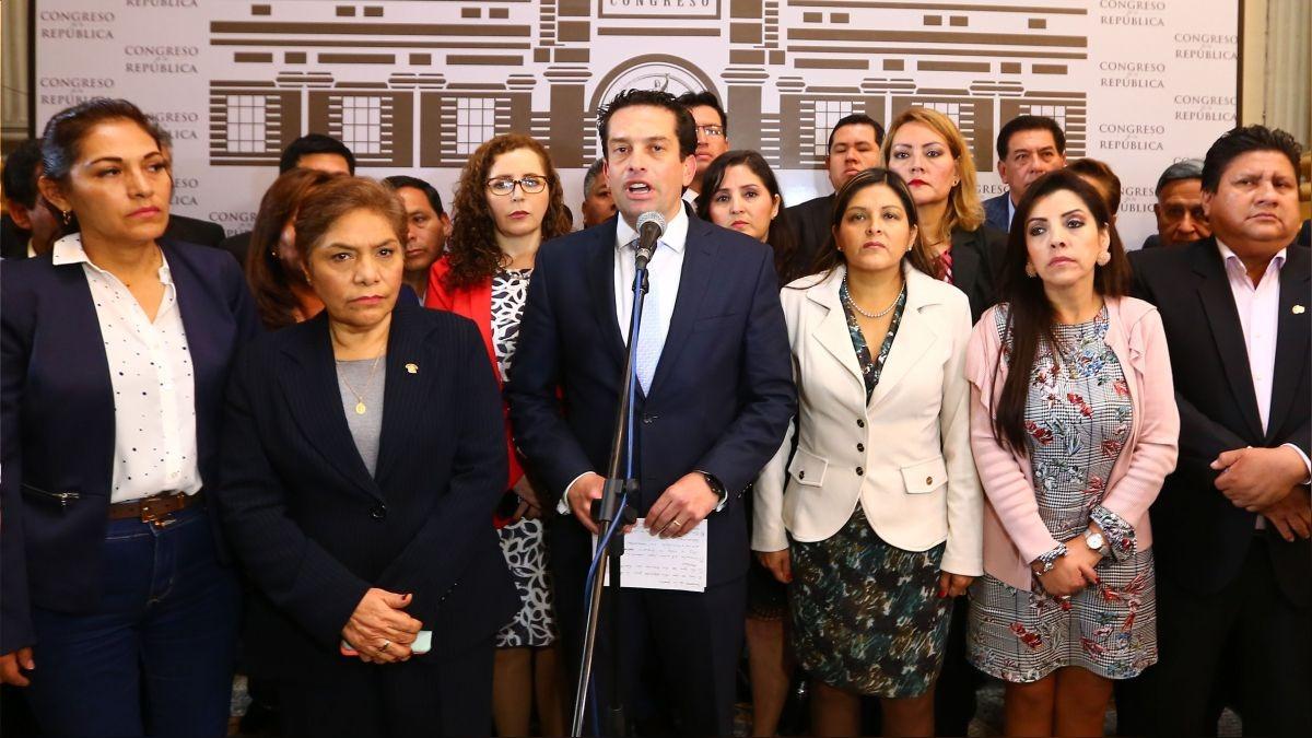 Miguel Torres conversó con RPP Noticias sobre los problemas al interior de Fuerza Popular.