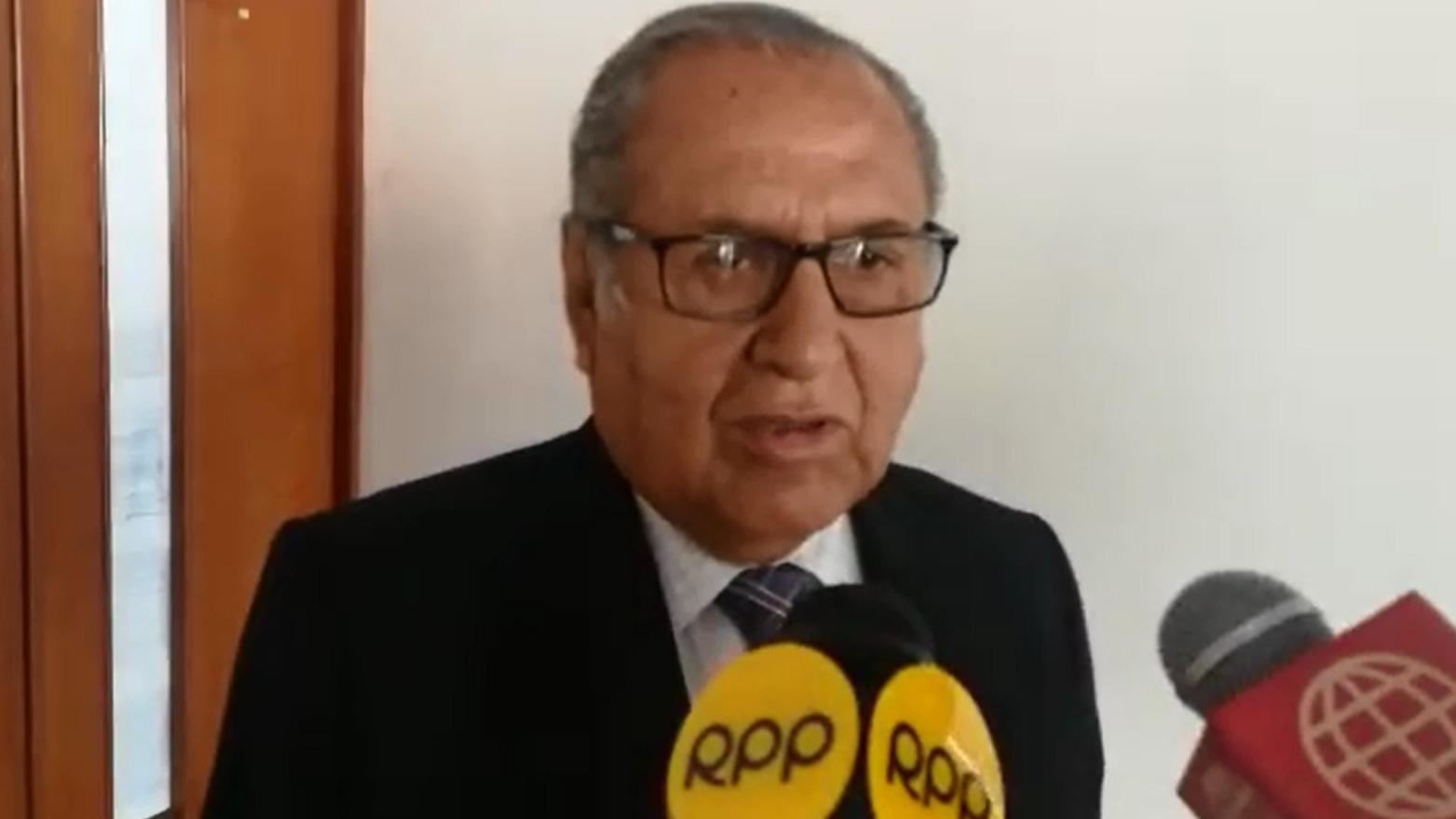 Daniel Cerna, abogado de César Acuña, señaló que la Fiscalía tiene un plazo de cinco días para presentar un recurso de casación.