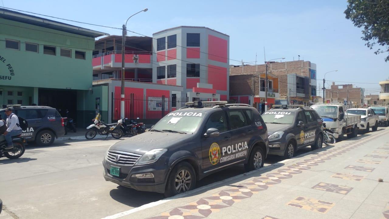 Patrulleros malogrados afectan trabajo de seguridad ciudadana.