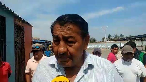Dirigente Adelmo Campos, piden anulación de decreto de alcaldía.