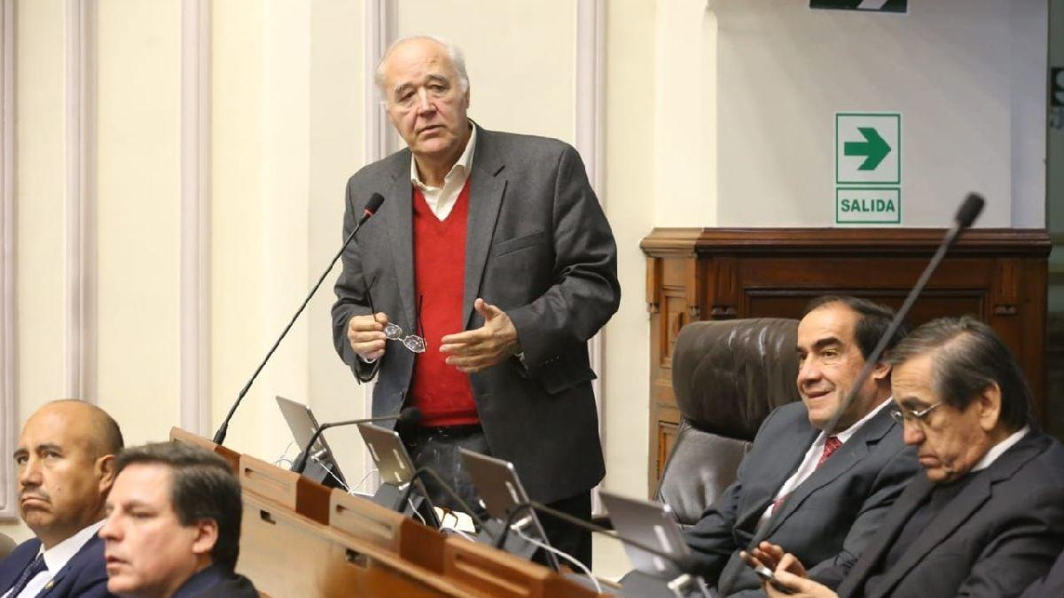 Víctor Andrés García Belaúnde fue entrevistado esta mañana en RPP Noticias.