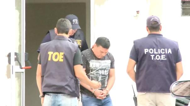 El 'Tata' Baldomir se encuentra en prisión preventiva desde el 18 de noviembre de 2016.