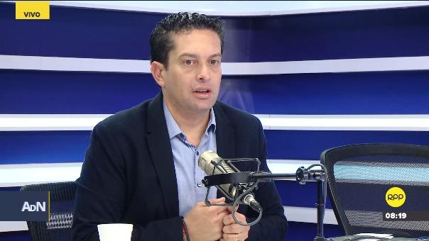 Miguel Torres, presidente del comité de emergencia de Fuerza Popular