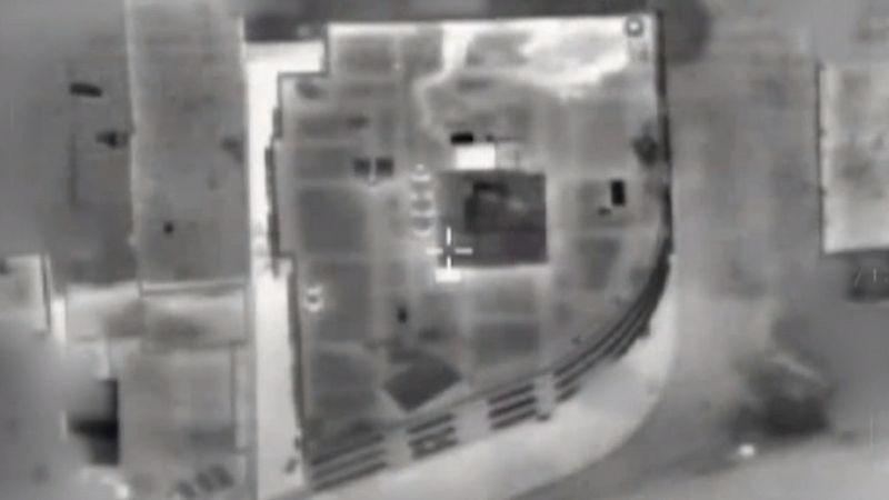 Entre los objetivos atacados estaba un edificio de cuatro pisos que el Ejército asegura que servía como la nueva sede de los Servicios de Seguridad de Hamás.