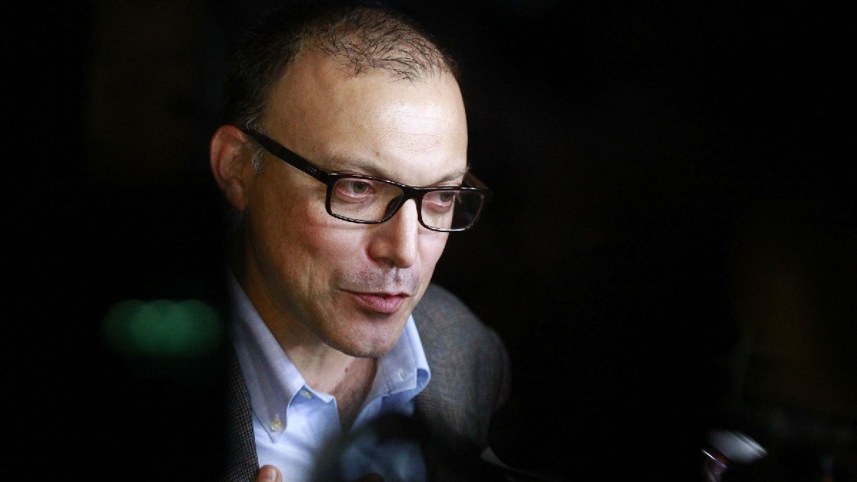 El fiscal sustentó el pedido de prisión preventiva contra Pier Figari.