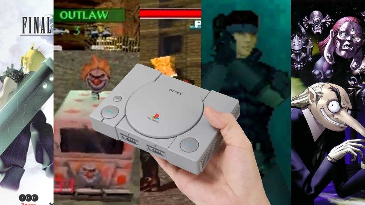 Regresarán grande clásicos de la legendaria consola de Sony como Metal Gear Solid o Tekken 3.