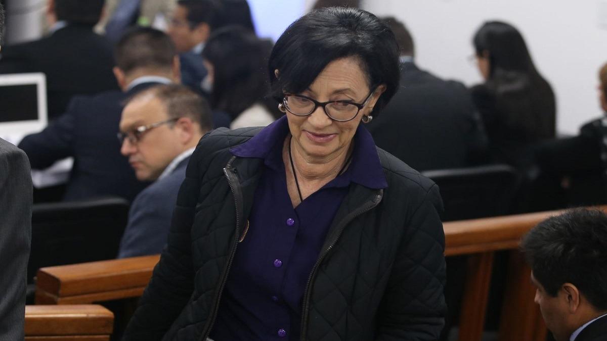 Ana Herz enfrenta un pedido de prisión preventiva.