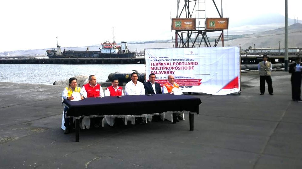 Grupo Romero toma el control de puerto trujillano.