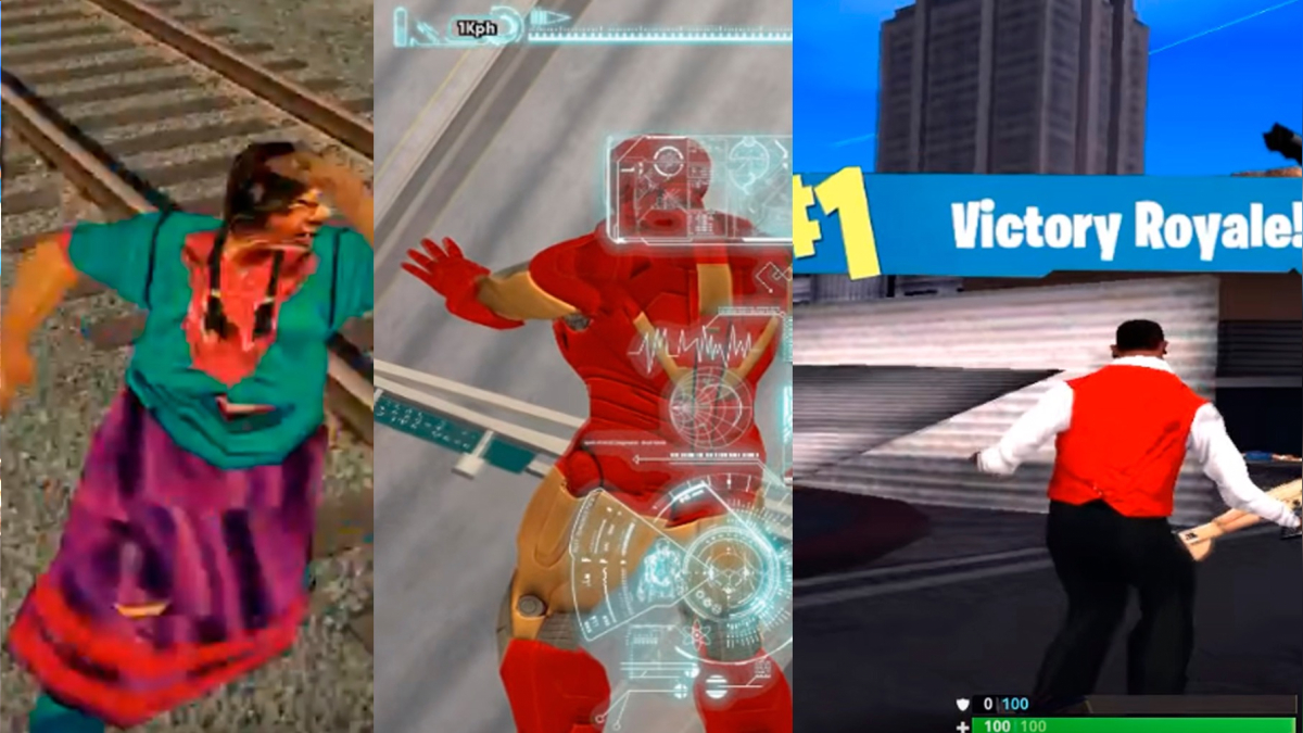 Gran Theft Auto Estos Son Los Mods Mas Divertidos Para Gta San