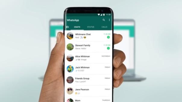 Así puedes habilitar la versión web de WhatsApp