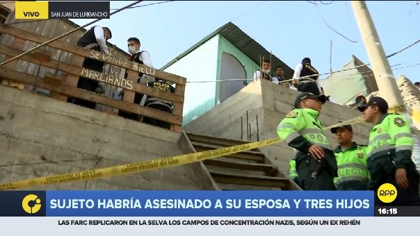 Caso de feminicidio vuelve a estremecer al Perú.