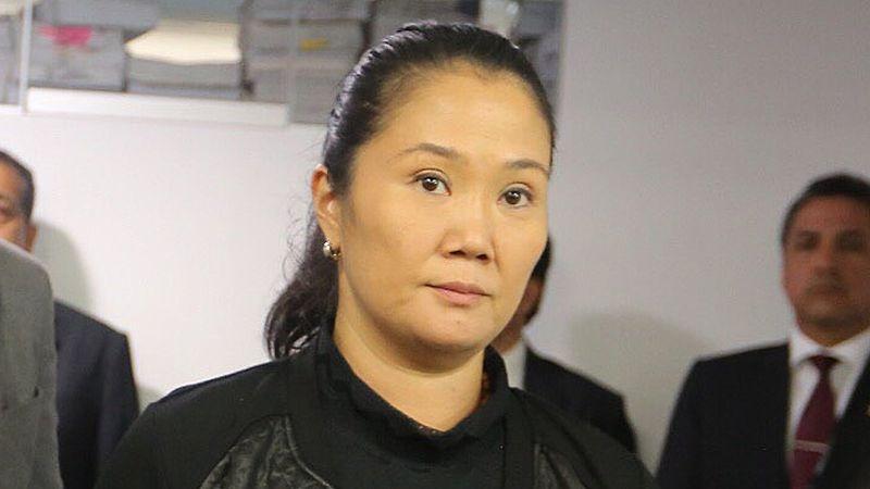 Keiko Fujimori envió una carta desde la prisión.